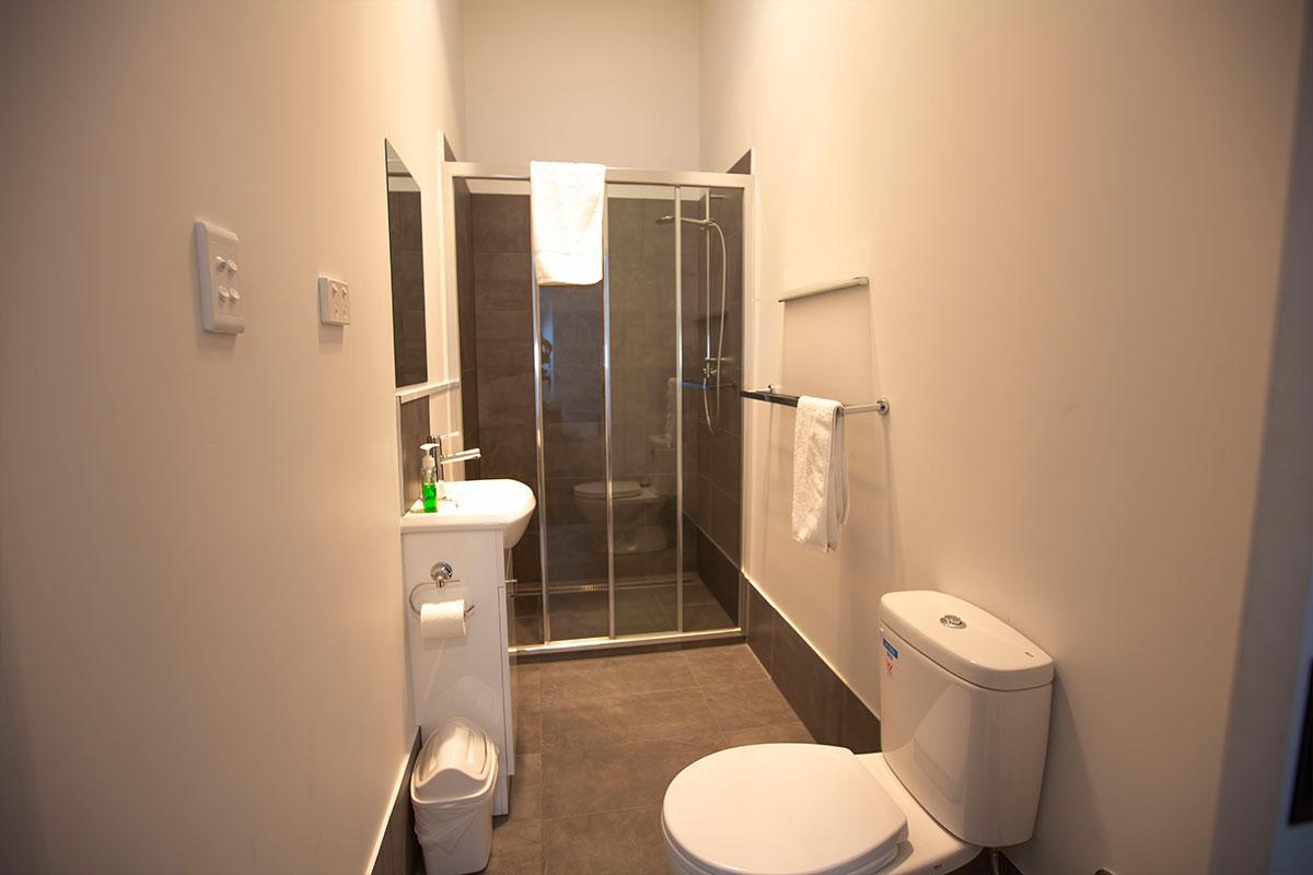 King Room #1 Bathroom