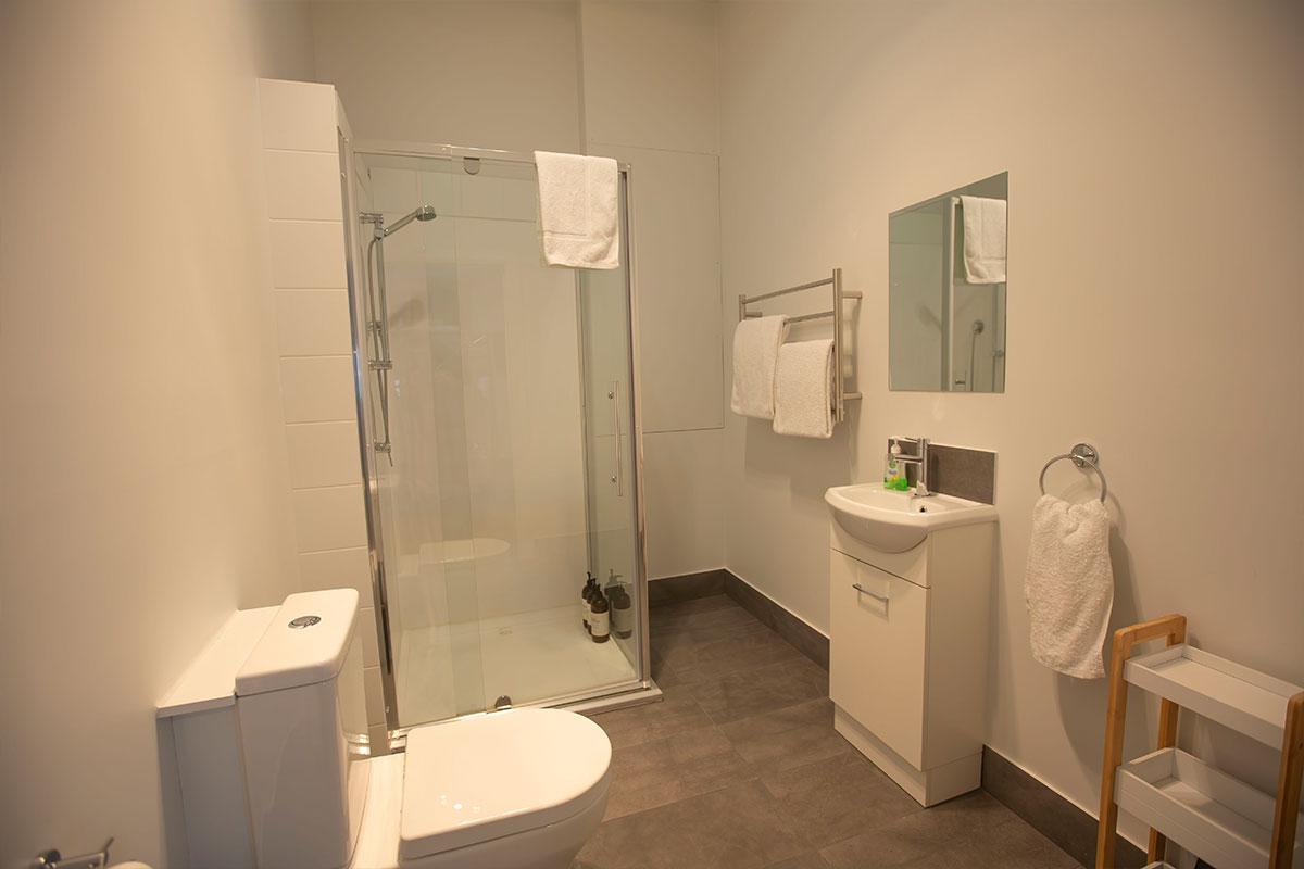 Studio #1 Bathroom